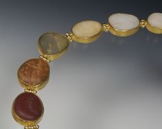 Sam Shaw Jewelry Transition necklace with beachstones