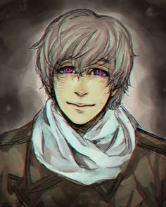 A picture of Ivan smiling to soothe my RusAme feels<<< not a RusAme shipper but that smile melted my stone cold heart