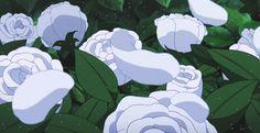 flowers anime gif | WiffleGif