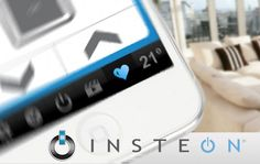 Meet INSTEON, where your lights, appliances, heater, air-con and other electrical devices can operate together to make your home a smart home. You can control your home via the Internet or your smartphone app as well.