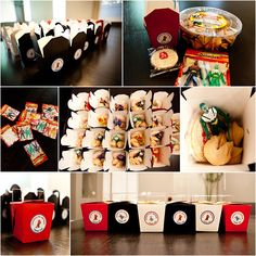DIY #Lego Ninjago party favors