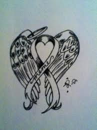 I found it! I am getting this for her! Where it says meme it will say Sara the ribbon will be shaded blue the heart will be shaded pink and the halo gold. not sure about the wings