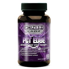PCT EDGE: Advance Post Cycle Therapy Supplement. Powerful Cycle Recovery