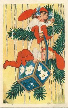 Fleson Postkortgalleri - WINKELHORN, ILLA 1.