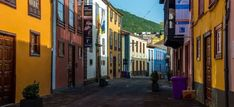 The first city of the Canary Islands, and a UNESCO world heritage site. Take a walk through the town, and if you're lucky you'll be there on a fiesta day!
