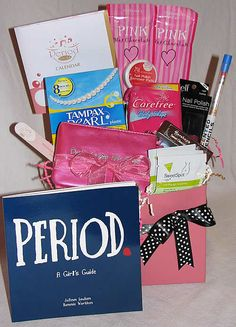 Tampon Time Period Pack