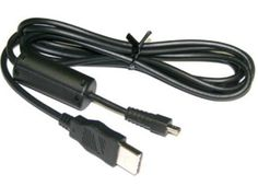 Canon Powershot G1 X SX40 S100 cámara USB Data Sync Cable//Plomo Para PC//Mac
