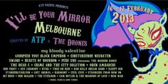 Ill Be Your Mirror Melbourne