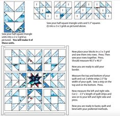 Fort Worth Fabric Studio: Stars and Sharks Quilt {Free Pattern} Half Square Triangle Quilts Pattern, Charm Square Quilt, Quilt Square Patterns, Quilt Block Patterns, Pattern Blocks, Quilting Tutorials, Quilting Designs, Crumb Quilt, Beginning Quilting