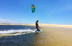 BRAZIL Taiba by adoscool.com, cool fan, cool kite.