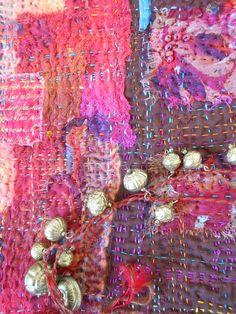 Textile image photo galleries - Textile Art - Jill Dian Izzard - Textile Artist