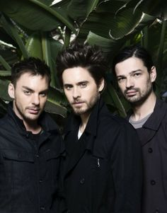 30 seconds to mars !!