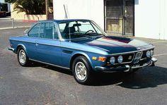 BMW 2800 CS 1968