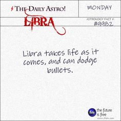 Libra 9982: Visit The Daily Astro for more facts about Libra.and u can  a totally free tarot reading here. :)