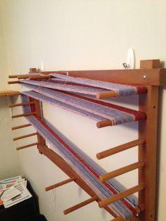 Warping cloth