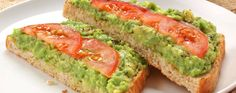 Start your day with a breakfast of healthy fats and 20 essential vitamins and minerals, like the ones found in Avocados from Mexico. Spread the love by making this simple but delicious avocado toast.