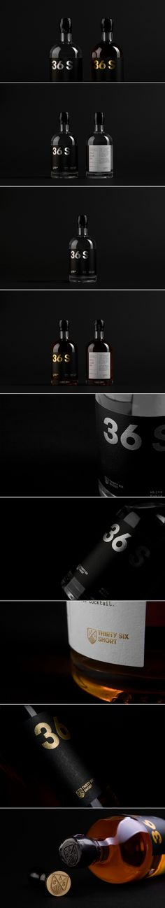36 Short — The Dieline | Packaging & Branding Design & Innovation News