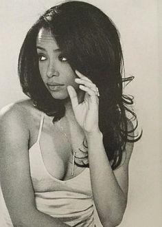 """Brand new pictures of Aaliyah that we have never seen even before featured in """"Contact High: A Visual History of Hip-Hop"""" Book with her shooting with photographer Eric Johnson in July, 2001 Rip Aaliyah, Aaliyah Style, Eric Johnson, Christina Ricci, Diane Lane, Raquel Welch, Winona Ryder, Rose Mcgowan, Matthew Mcconaughey"""