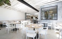 Salt Air Restaurant in  Los Angeles