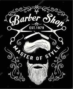 Hasil gambar untuk barbearia desenho