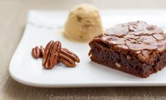 Brownies (best of chocolat) - Sucre d'Orge et Pain d'Epices