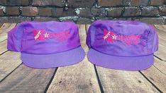 b809f3e6a2caa Vintage NASCAR Snapback Cap Hat Kmart Havoline racing lot of 2 Hats 90s   Clarksportswear