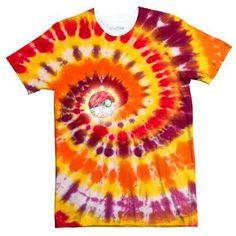 Pokeball Tie Dye T-Shirt
