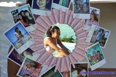 espejo - marco de fotos Louis Vuitton Online, Louis Vuitton Wallet, Photo Blocks, Lady, Arts And Crafts, Activities, Creative, Dorm Ideas, Frames