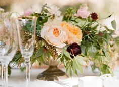 D.C. Wedding at Dumbarton House by Kate Headley Snippet & Ink
