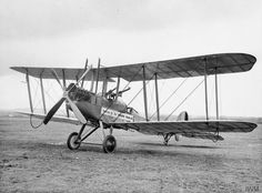 BRITISH AIRCRAFT OF THE FIRST WORLD WAR 1914-1918