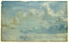 John Constable,Cloud Study,1822.