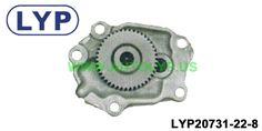 LYP-20731-22-8OIL PUMP/BOMBA DE ACEITE15010-43G04REPLACEMENT FOR/REEMPLAZO PARANISSAN
