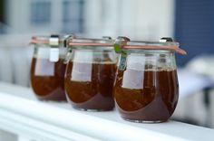 food in jars blog