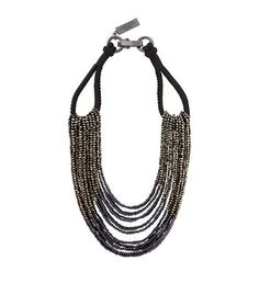 Weekend Max Mara Stacked Stone Necklace available to buy at Harrods. Shop  online and earn 16e1e3bc4a