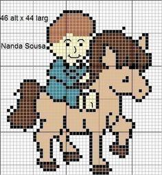 Knitted Jackets Women, Plastic Canvas Patterns, Dory, Cross Stitch, Knitting, Safari, Animals, Fictional Characters, Cross Stitch Horse