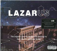LAZARUS-ORIGINAL CAST RECORDING MUSICAL - DAVID BOWIE - 2 CD  NUOVO Clicca qui per acquistarlo sul nostro store http://ebay.eu/2eS4aLb