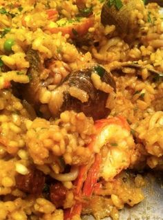 Posts about recipes written by Spencer H. Paella, Shrimp, Meat, Recipes, Food, Rezepte, Food Recipes, Meals, Recipies