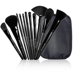 e.l.f. makeup brushes- these brushes hold up as well as my expensive ones.