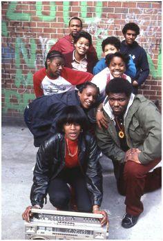 Photo Janette Beckman: Afrika Bambaataa In Bronx, 1983