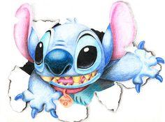 Page Popping Stitch