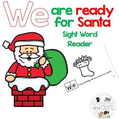 """About this book:This is an interactive reader to help students read and spell the sight word """"WE"""" This book is meant to be a fun…"""