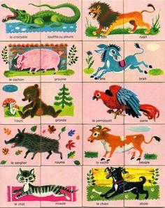Ce billet a été inspiré par le jeu de loto-puzzle des cris d'animaux édité par Fernand Nathan dans les années 70, dont les illustrations...loto_puzzle_cris_d_animaux003