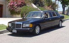 #Mercedes 560 SEL #CaratDuchatelet