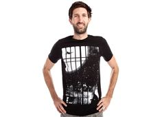 """""""All Alone"""" - Threadless.com - Best t-shirts in the world"""