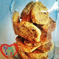 Easy Peasy Sugar Free Cookies - Sugar Free Kids