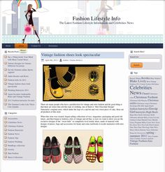 Blog > Fashion Lifestyle Info - The Latest Fashion Lifestyle Information and Celebrities News - 2011. #shoes #hotchocolatedesign #design #fasion #hcd