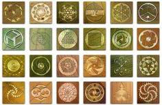 Kornkreis-Muster, Strichcodes & die 'Neue Weltordnung'