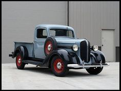 1938 Plymouth Pick-Up