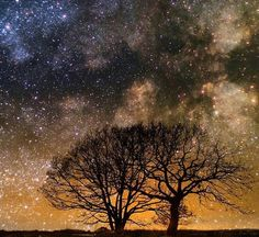 galaxy, natural, and space image
