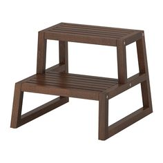 One of these in every room, or at least one upstairs, one downstairs, and one in the basement!!  They are great and sturdy!!  - MOLGER Step stool IKEA